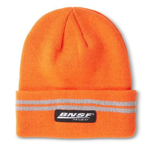 Highlighter Cuffed Beanie