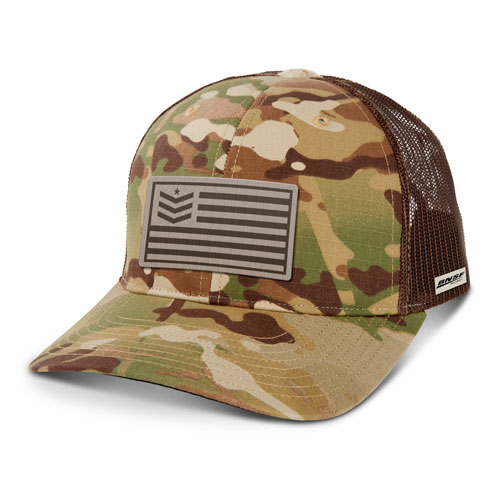 Richardson MultiCam® Flag Trucker Cap