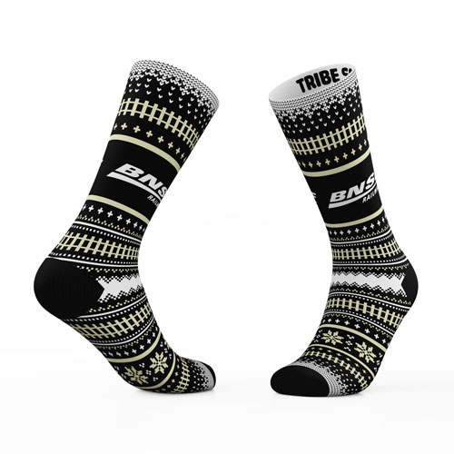 """Ugly Sweater"" Dress Socks"