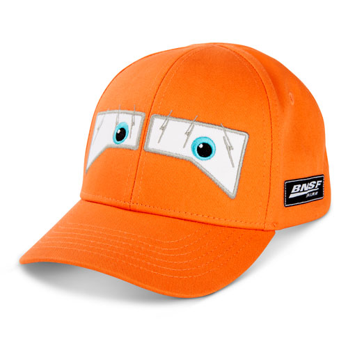 Youth Cartoon Train Cap