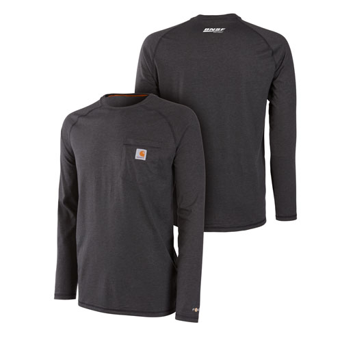 Carhartt Force® Delmont Long-Sleeve T-shirt