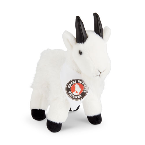 Mountain Goat Plush Toy
