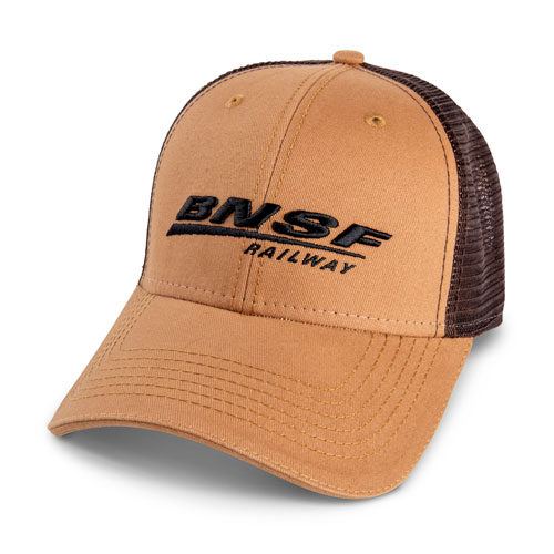 BNSF Brown Cap