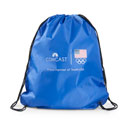 Comcast USOC Blue Cinch Backpack