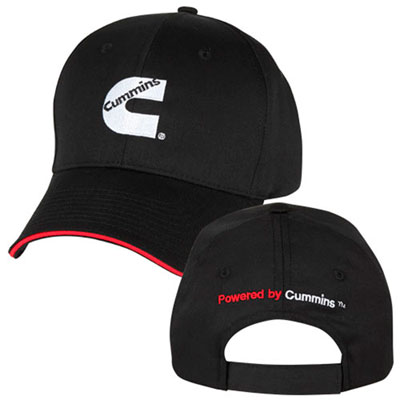 Powered by Cummins™ Sandwich Cap