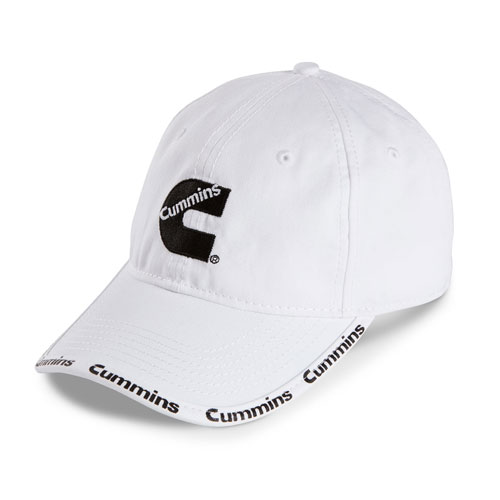 Cummins Whiteout Cap