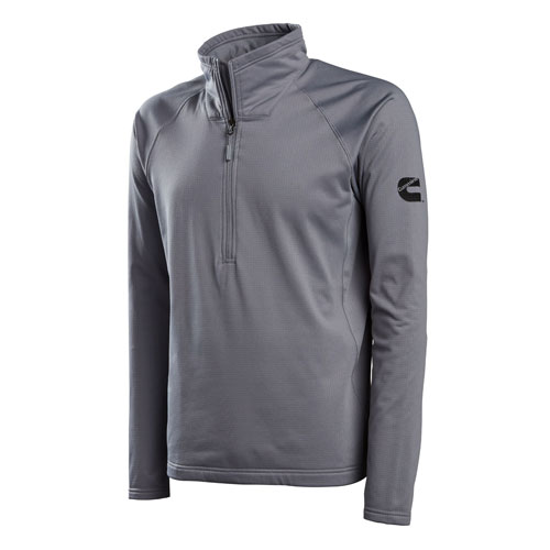Cummins The North Face® Mountain Peaks 1/4-Zip Fleece