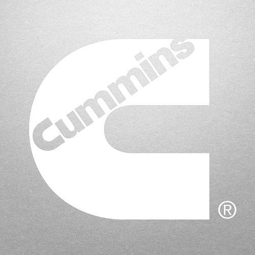 "Cummins ""C"" Truck Decal"