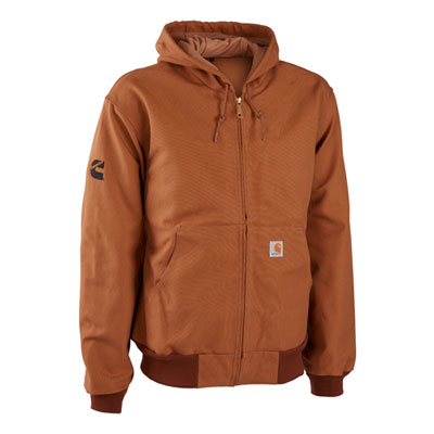 Carhartt® Thermal-Lined Duck Jacket