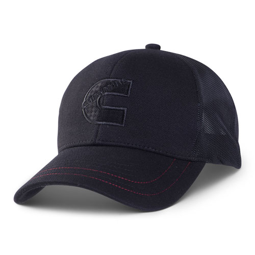Embossed Design Cap