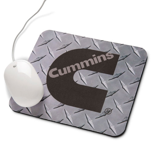 Diamond Plate Rubber Mouse Pad