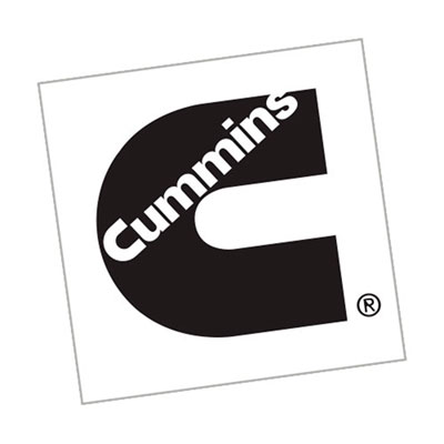 Cummins Hard Hat Stickers (25 Pack)