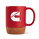 Cummins Beck Cork Bottom Mug