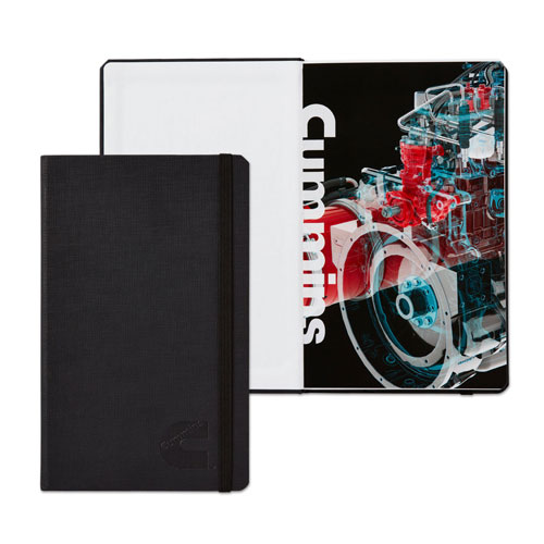 Cummins Metallic Textured Journal