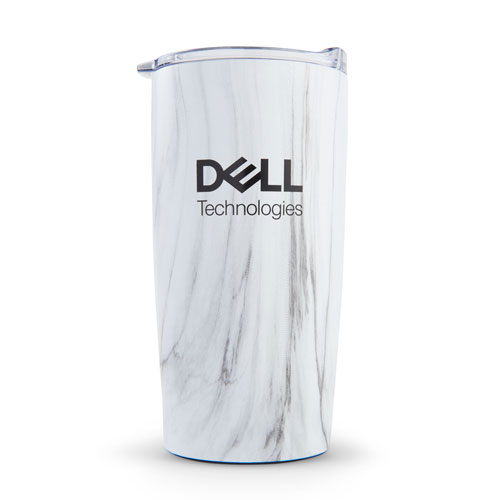 Dell Technologies Marbled Himalayan Tumbler