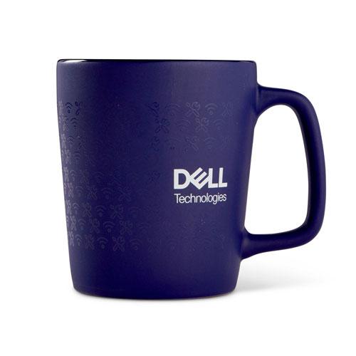 Dell Technologies Arlo Stoneware Mug, 11 oz.