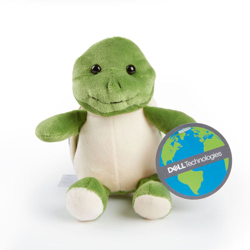 Dell Technologies Plush Turtle