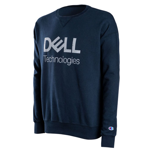 Dell Technologies Champion Garment-Dyed Sweatshirt