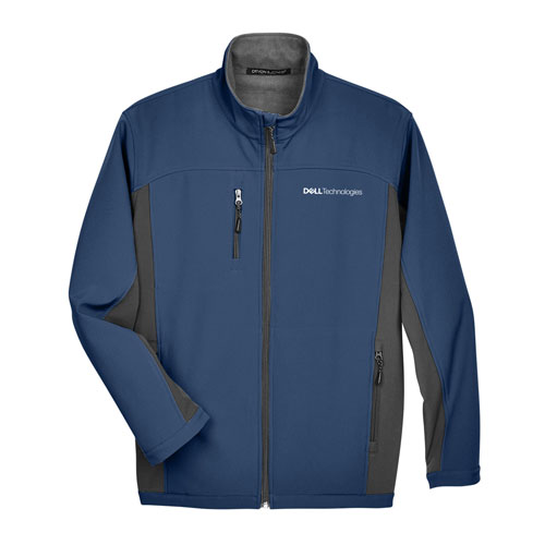 Dell Technologies Devon and Jones Soft Shell Jacket
