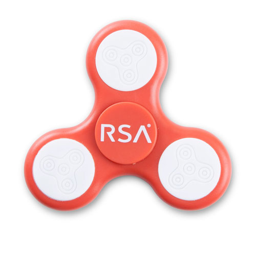 RSA® Light-Up Fidget Spinner