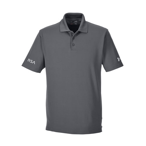 RSA® Mens Under Armour Corporate Performance Polo