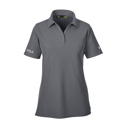RSA® Women's Under Armour Corporate Performance Polo