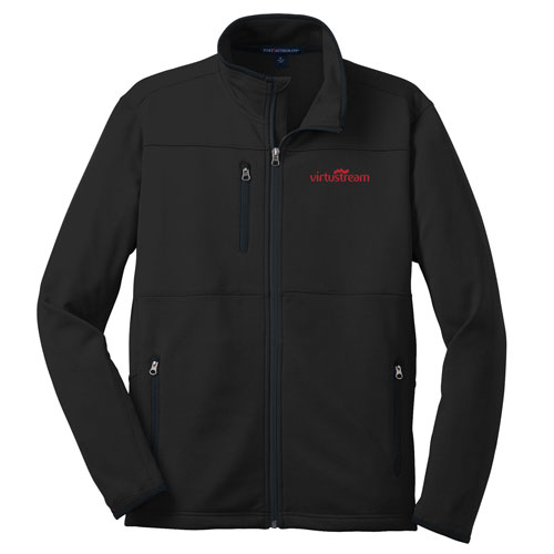 Men's Virtustream Pique Fleece Jacket