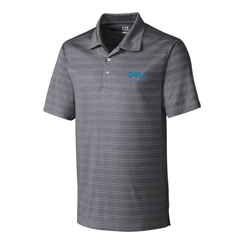 Dell Technologies Cutter & Buck® Striped Performance Polo