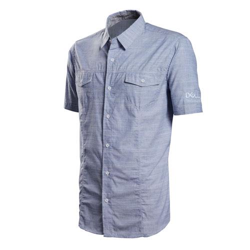 Dell Technologies Burnside Textured Woven Shirt