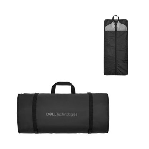 Dell Technologies Roll-Up Garment Bag