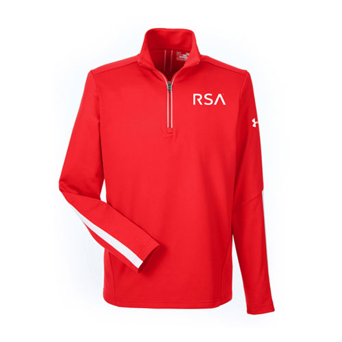 RSA® Under Armour Qualifier 1/4 Zip Pullover