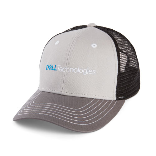 Dell Tech Contrast-Stitch Mesh Cap