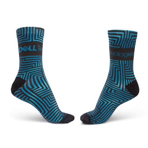 Dell Technologies A-Maze-ing Socks