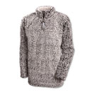 FedEx 1/4-Zip Sherpa Pullover