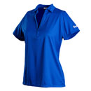FedEx Ladies' Fine Jacquard Performance Polo