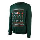 FedEx Unisex Icons Holiday Sweatshirt