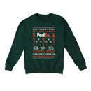 FedEx Youth Icons Holiday Sweatshirt