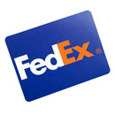FedEx Recycled Mouse Pad