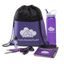 FedExFamilyHouse 7-Piece Cinch Pack