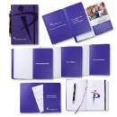 The Purple Promise Journal w/Pen