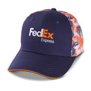FedEx Express Sunrise Camo Mesh Cap