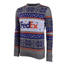 FedEx Christmas Sweater