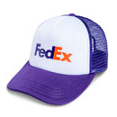 FedEx Foam-Backed Mesh Cap