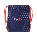 FedEx Tuck and Toss Drawstring Bag