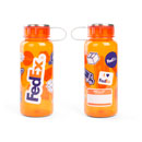 FedEx H2go Icons Water Bottle