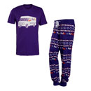 FedEx Pajama Sleep Set