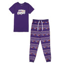 FedEx Ladies' Pajama Sleep Set
