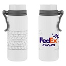 FedEx Racing h2go 25oz Tumbler
