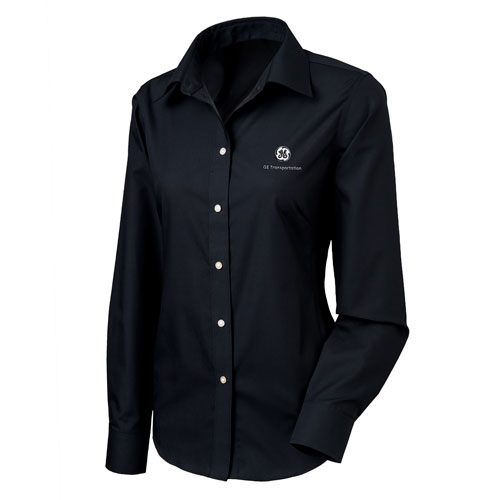 Ladies' Transportation Oxford Shirt