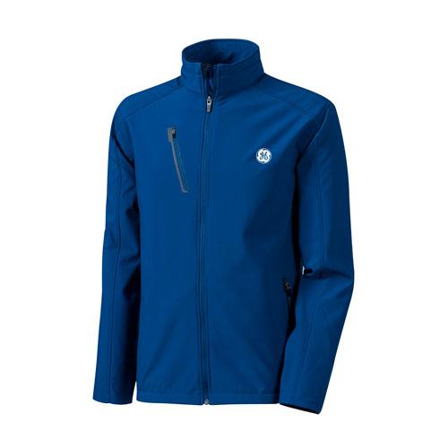 Men's Softshell Jacket Blue